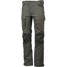 Lundhags Authentic II Pantalon Enfant, forest green/dark forest